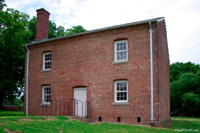 Jail, built in 1838